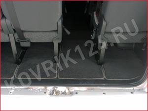 Коврик в салон микроавтобуса
