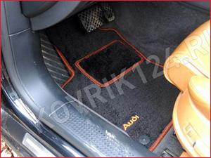 Коврик под сиденье водителя