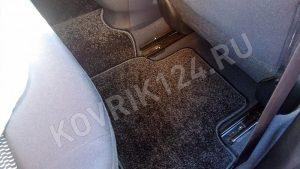 Задний коврик для автомобиля Ниссан Джук