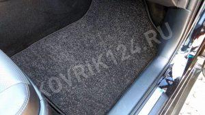 Коврик на пассажирское сиденье Toyota Camry