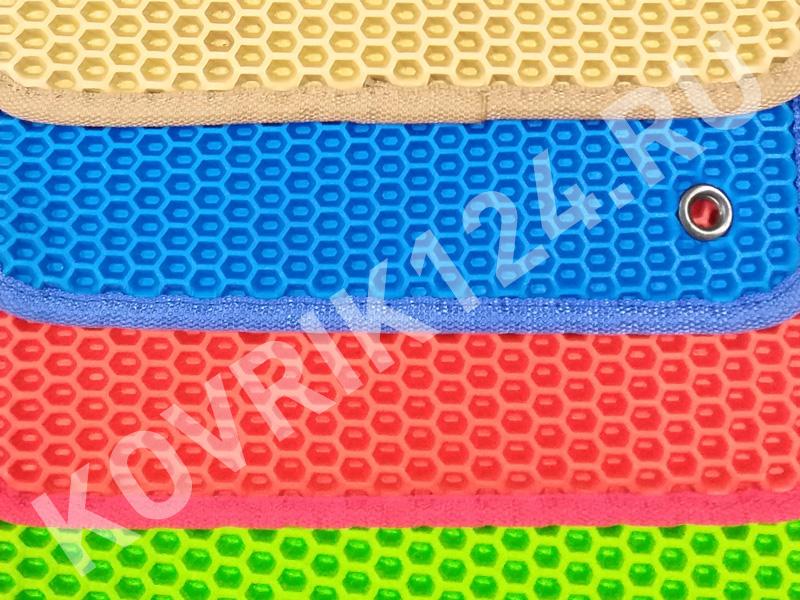 Пример фото материала Eva ковриков в машину
