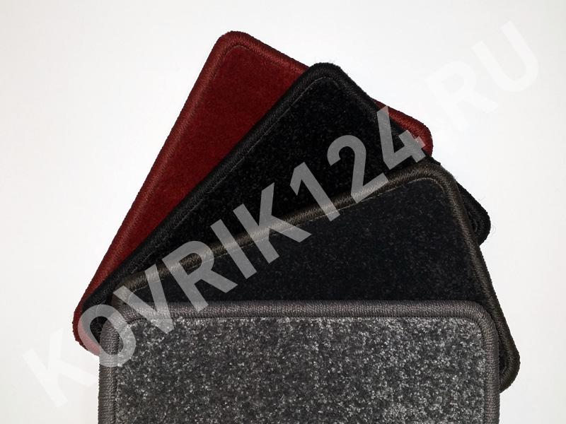 Внешний вид и фото текстильного коврика серии Премиум для авто